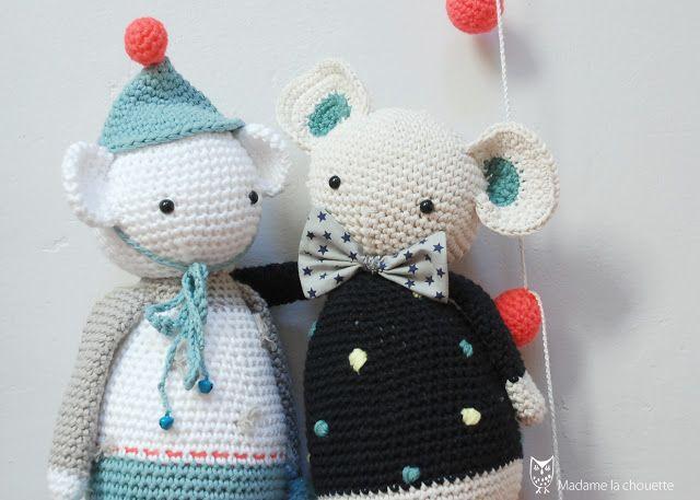 ° ° ° ° MADAME A CORUJA: Crochet