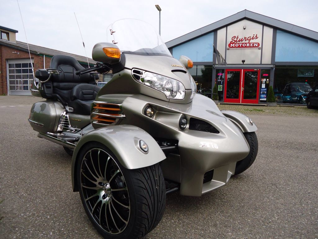 honda kit valkyrie pin conversion for and sturgis trike