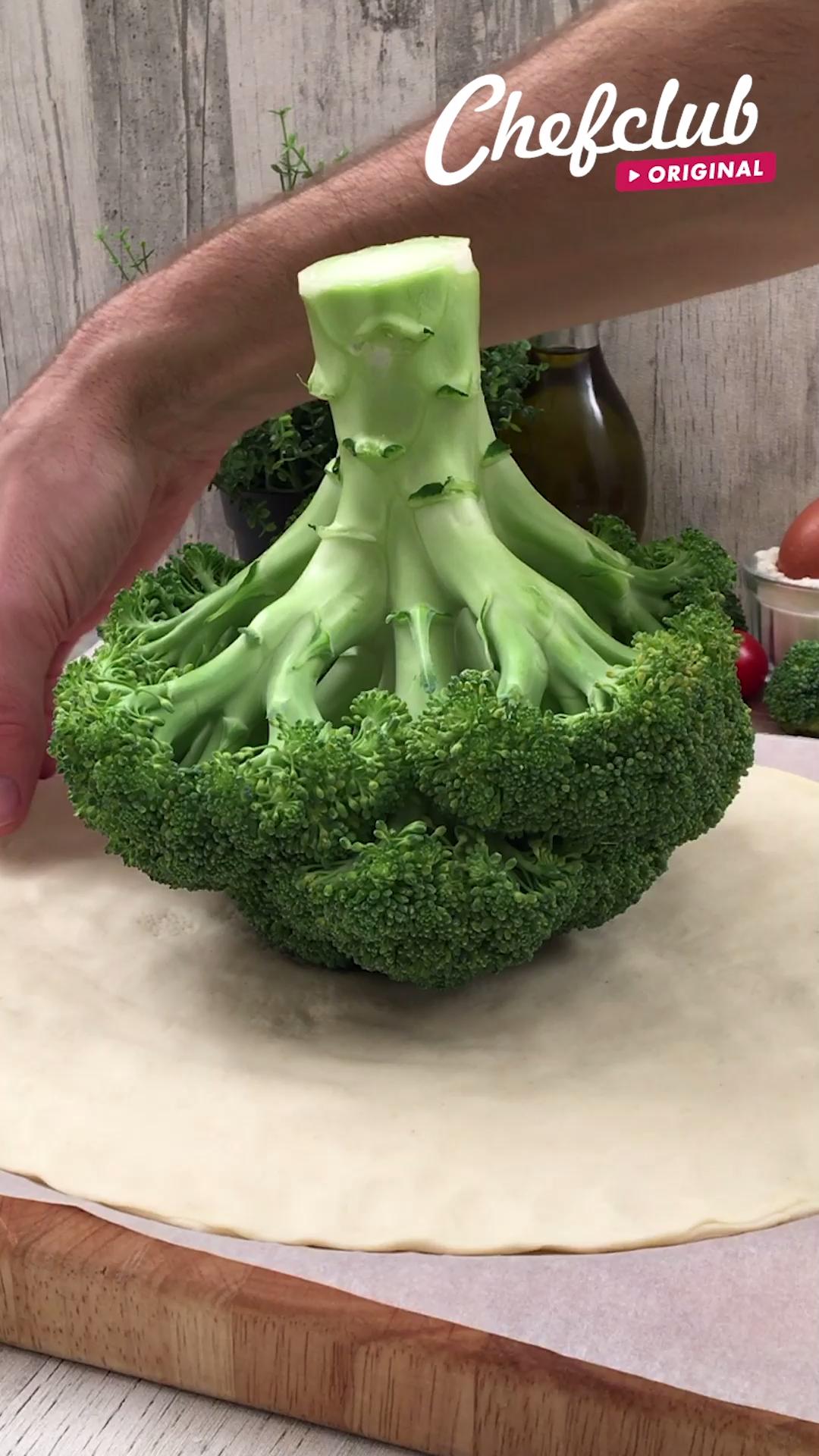 Carbonara Broccoli Bowls