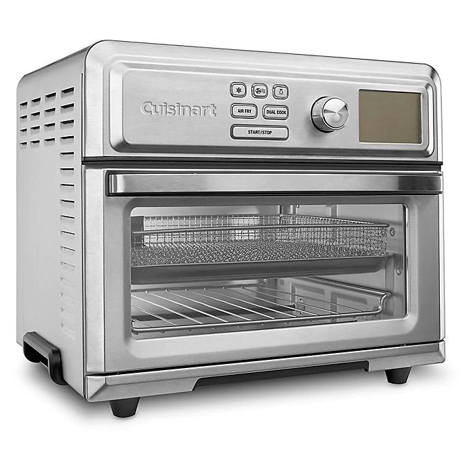 Cuisinart Digital Air Fryer Toaster Oven In Stainless Steel In 2020 Toaster Oven Cuisinart Toaster