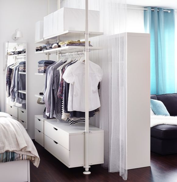Help Finding Apartments: A Disorganized Closet Space Can Make It Difficult To Find