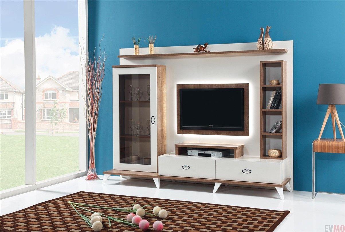 uniteler oturma odasi fikirleri mobilya ev dekoru