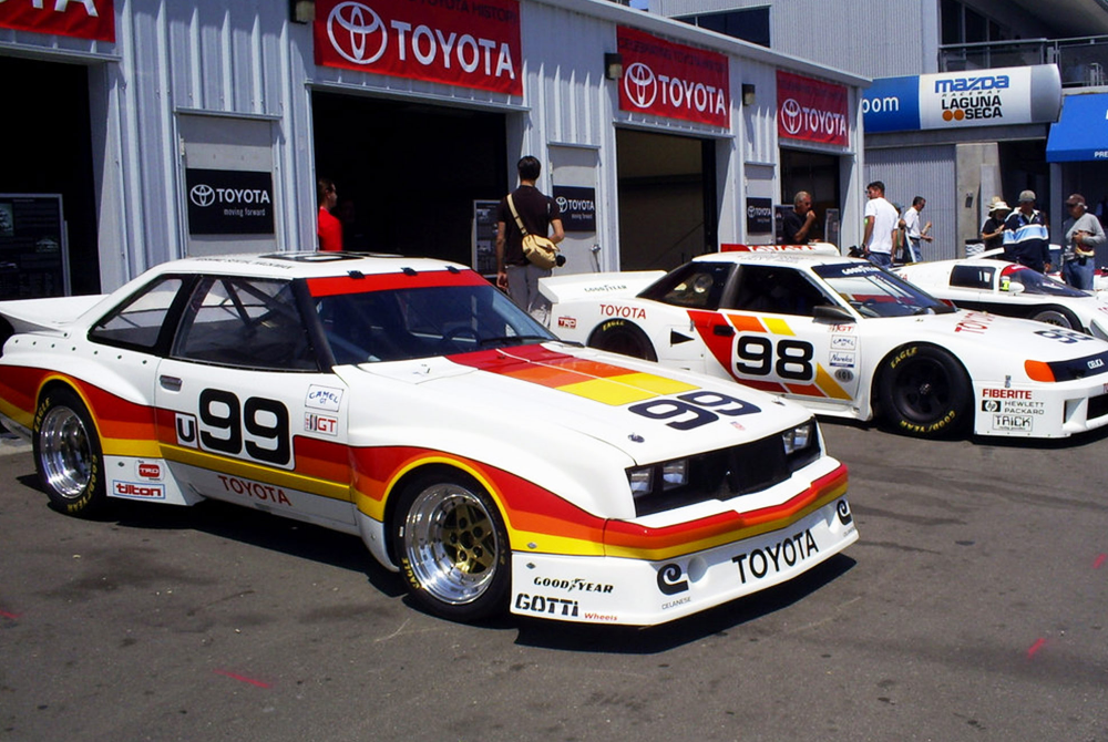 The 25 Greatest Racing Liveries Of All Time Gear Patrol Toyota Celica Race Cars Toyota