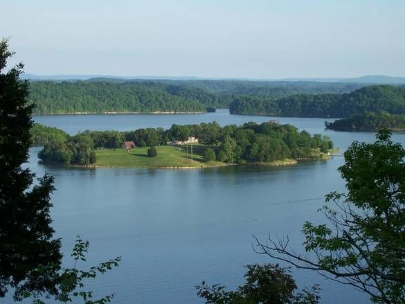 Trooper Island Dale Hollow Lake Burkesville Photo Album Topix Lake Vacation Lake Beautiful Lakes