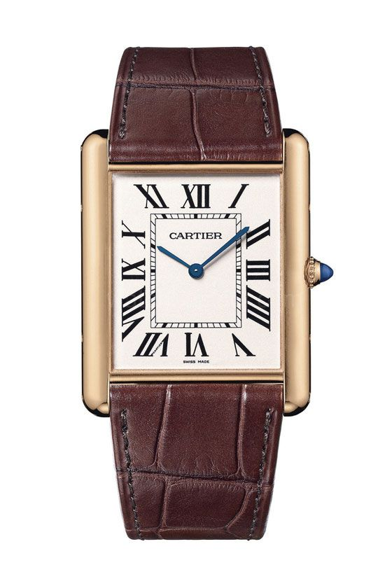 935c8dbf3b5 Cartier Tank Louis Cartier Relógios Masculinos