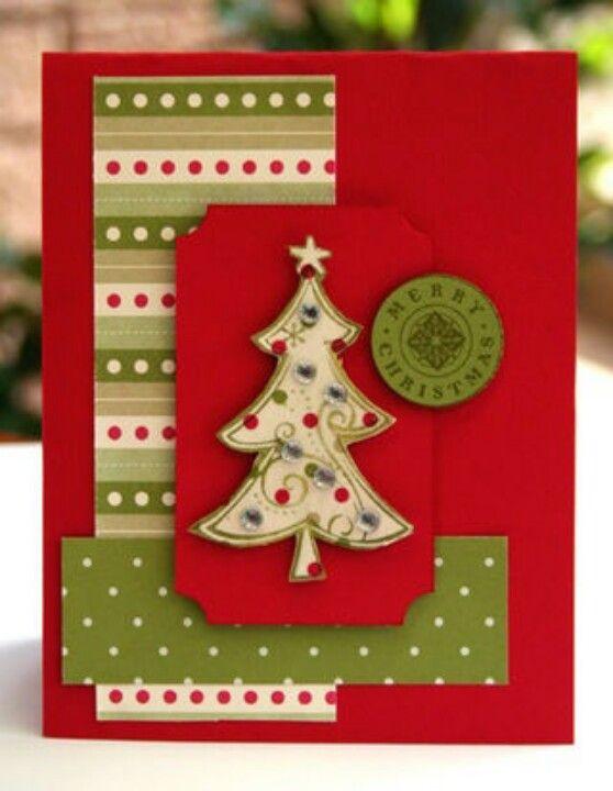 Tarjeta navidad christmas card pinterest tarjetas - Postales navidenas para hacer ...