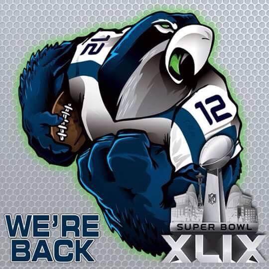 Good job Seahawks