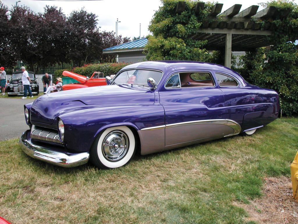 1951 mercury custom chop top