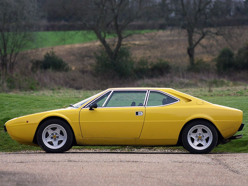 Ferrari Dino 308 Gt4 Uk Spec 1976 80 Old Sports Cars Ferrari