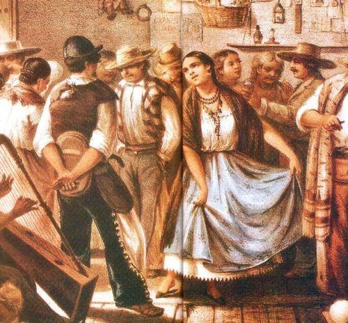 Nuestra Música Sones Y Jarabes De Puebla California History Western Caribbean Mexican Art