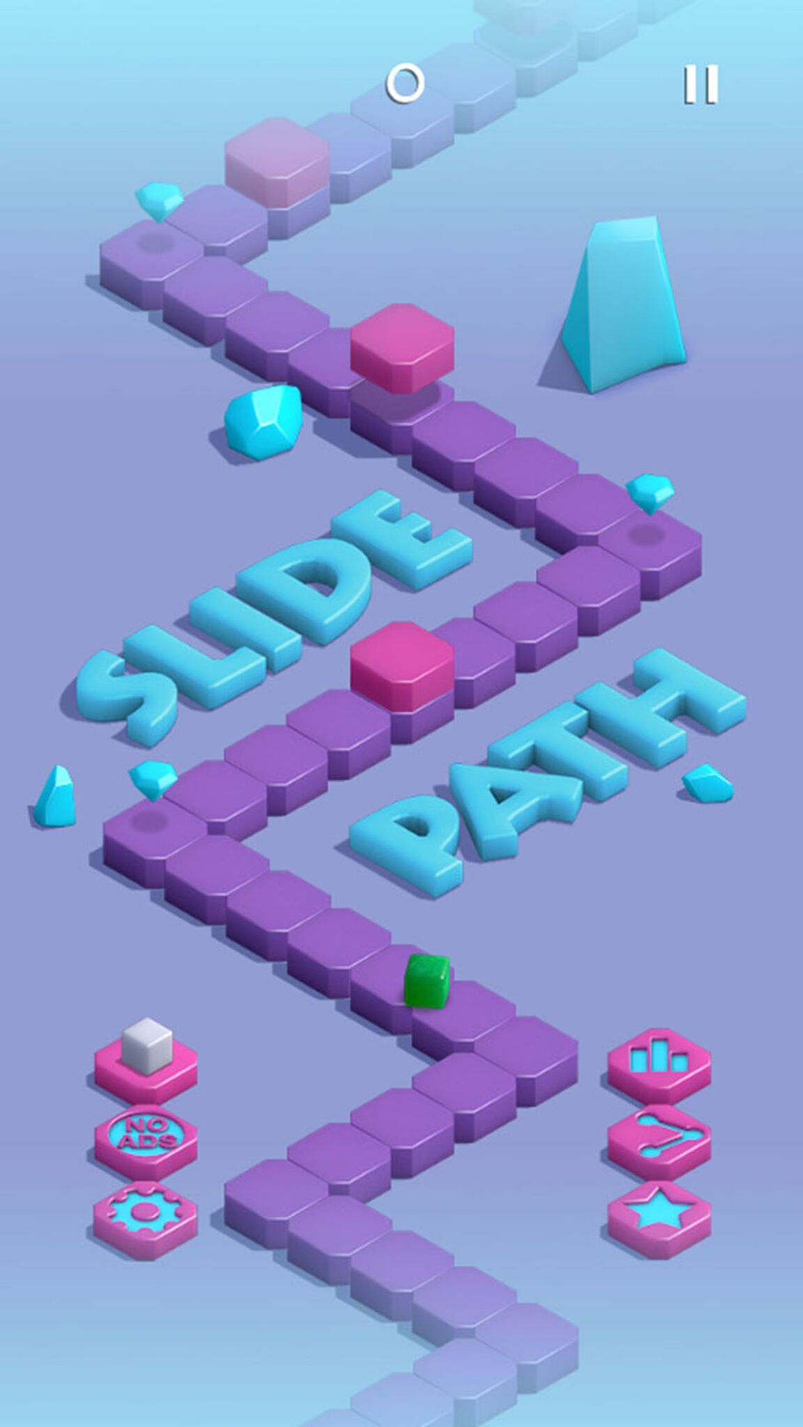Slide Paths is now available on the appstore  #mobilegames #gamedev