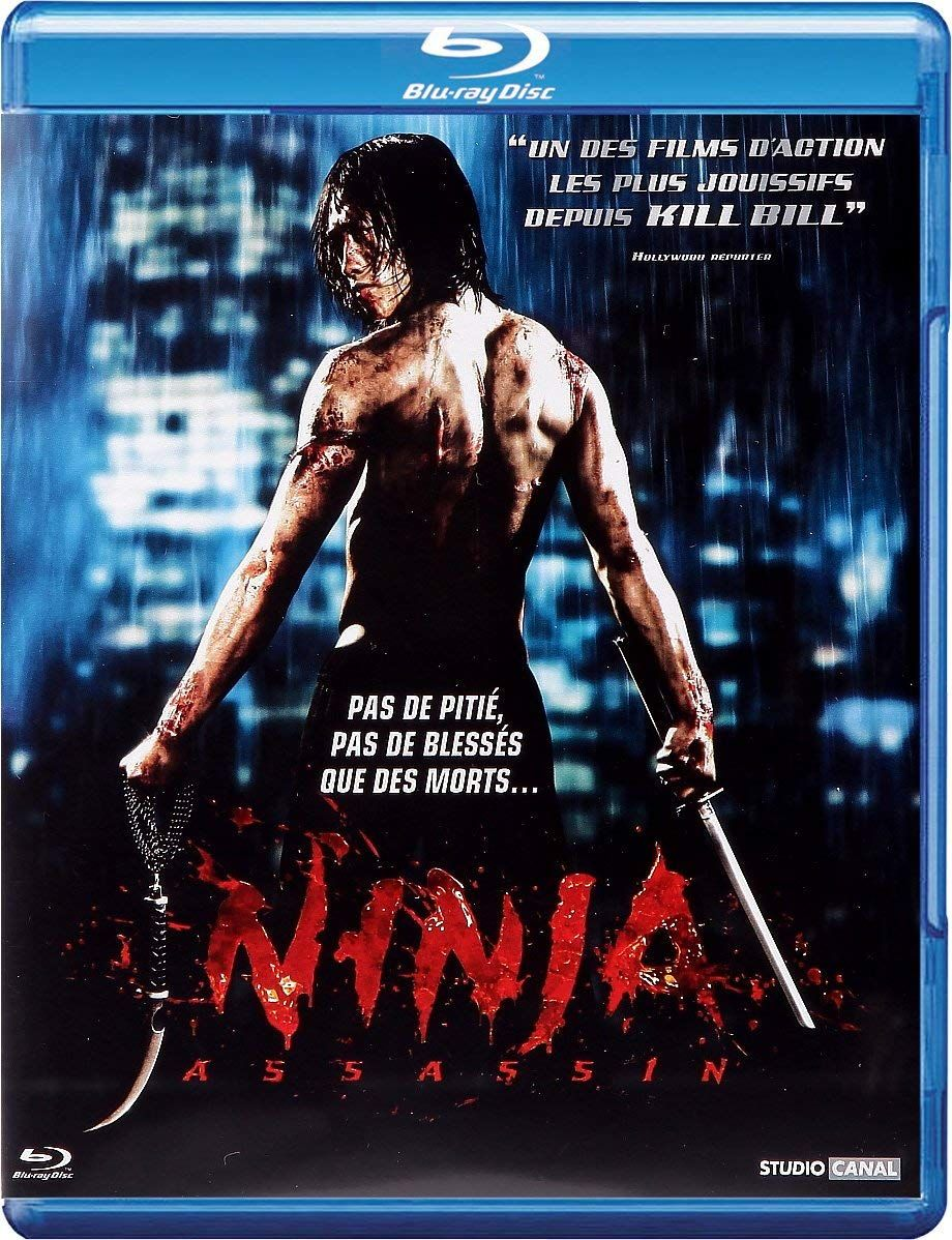 Amazon Com Ninja Assassin Blu Ray Movies Tv Ninja Movies Assassin Movies Ninja Assassin Movie