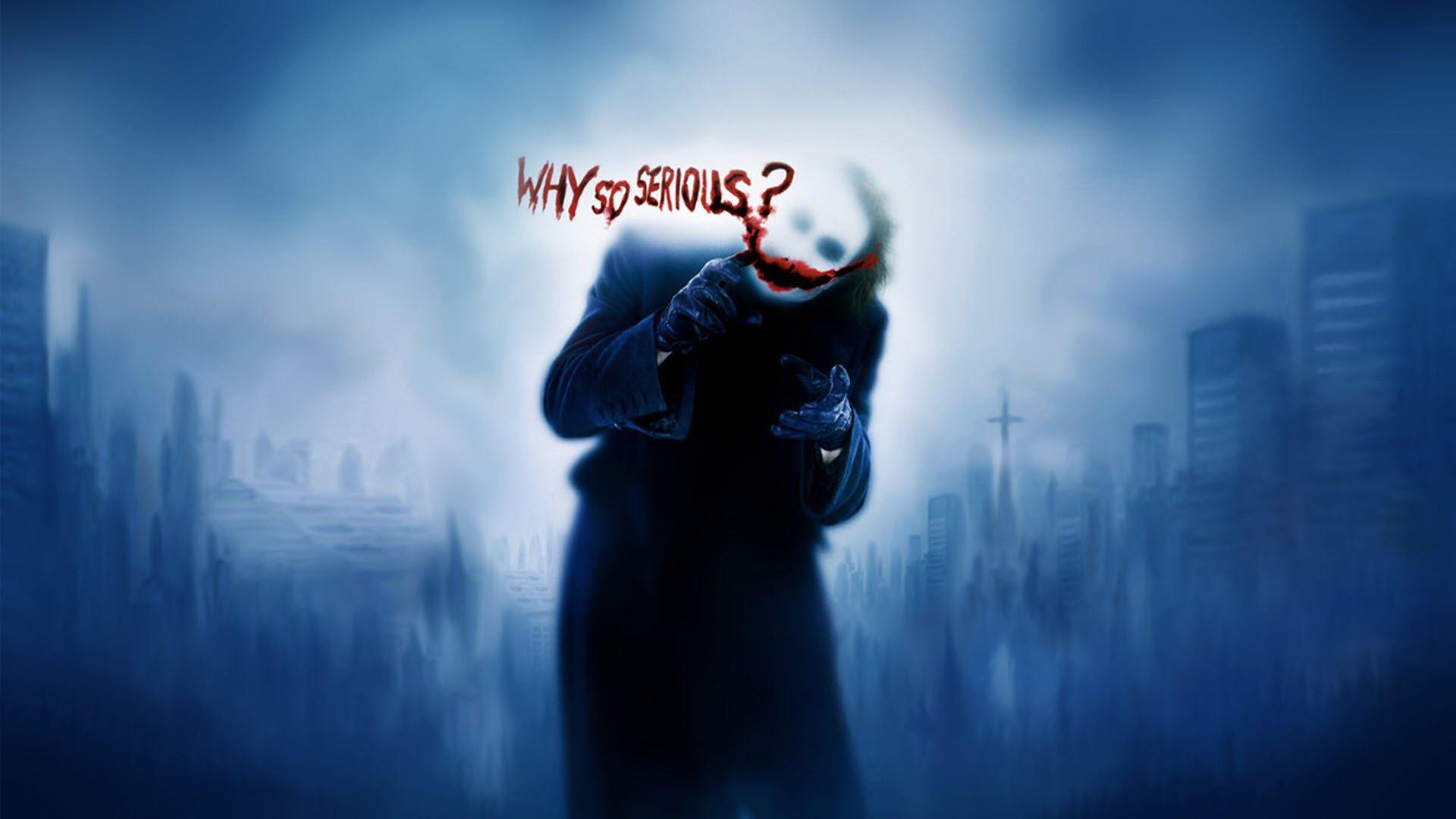 Por Que Tan Serio Livro De Visitas Coringa Joker