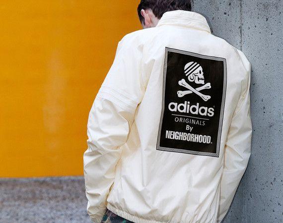 adidas Originals by NEIGHBORHOOD SpringSummer 2015 Lookbook