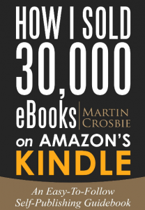 "Martin Crosbie's List of Book Promo Sites This is just a sample of the kind of information you'll find in my new book: ""How I Sold 30,000 eBooks on Amazon's Kindle."""