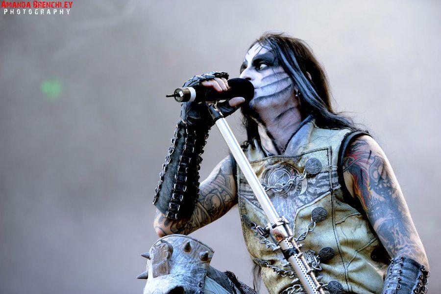 Dimmu Borgir Soundwave Iv Dimmu Borgir Death Metal Black Metal