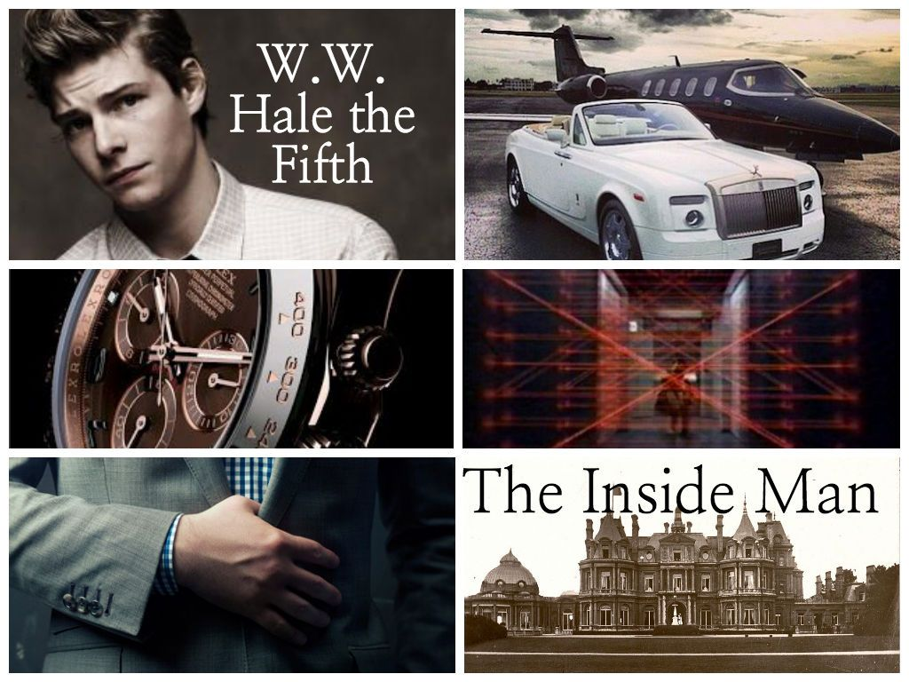 Heist Society By Ally Carter The Crew Ww Hale The Fifth: The Inside