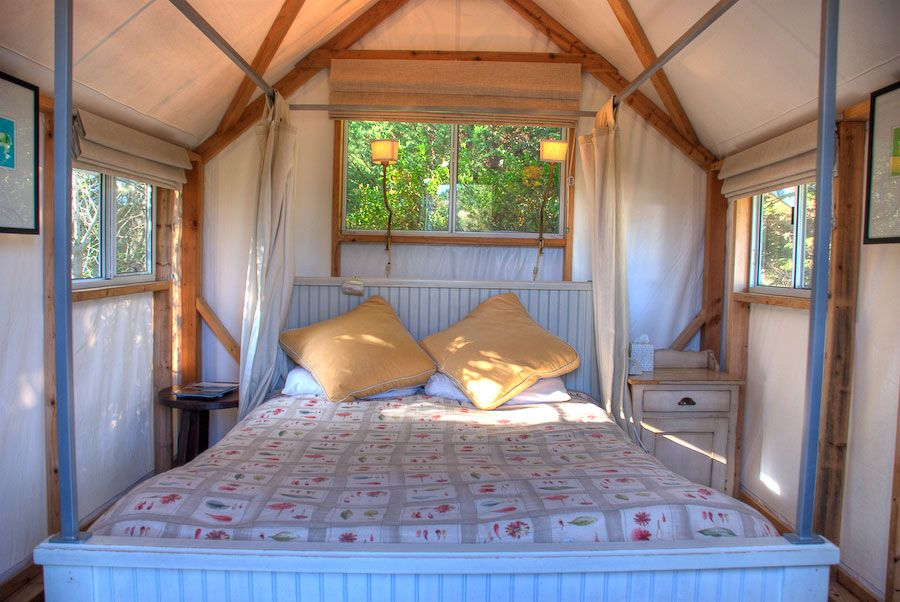Costanoa tent cabins Northern CA Hotel Nipton has tent cabins Iu0027ll be & Costanoa tent cabins Northern CA Hotel Nipton has tent cabins I ...