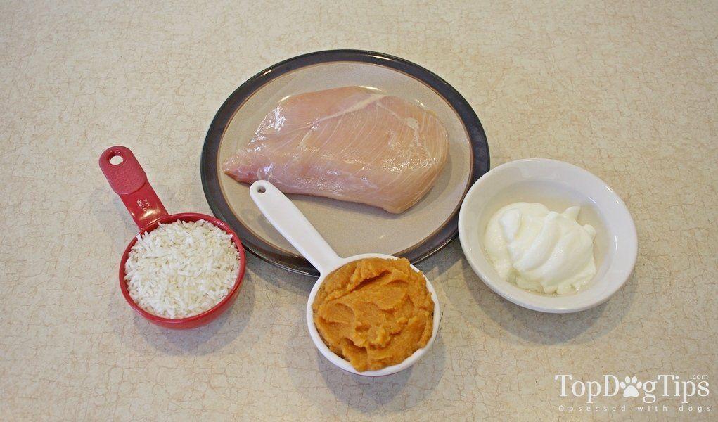Recipe Homemade Dog Food For Diarrhea Dog Food Recipes