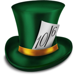 Madhatter Icon Batman Rogues Gallery Iconset Greg Barnes Mad Hatter Batman Greg Barnes Mad Hatter