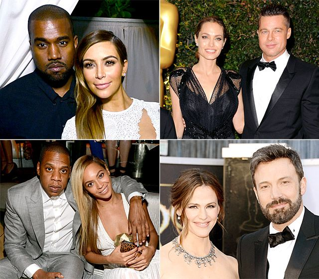 The 15 Richest Celebrity Couples In the World 2019 ...