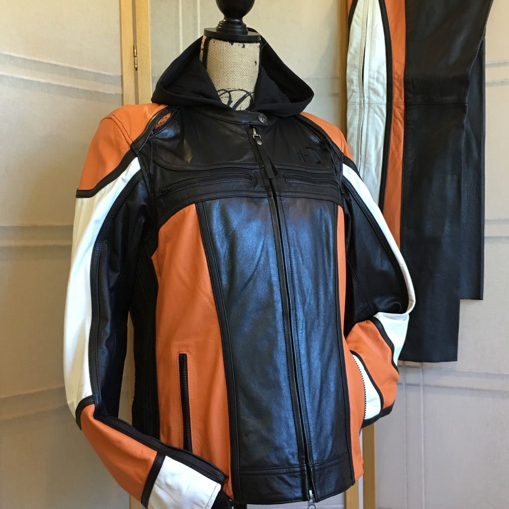 Classic Harley-Davidson Leather 3-In-1 Jacketxl