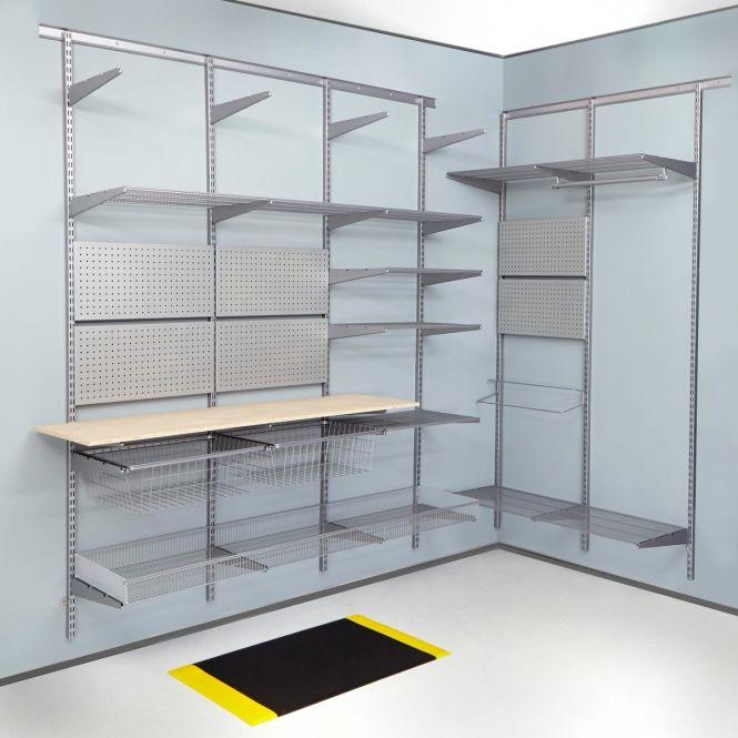 Shelves For Garage Garage Storage Shelves Garage Shelving Garage Storage Solutions