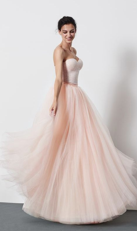 Blush Sweetheart Dress