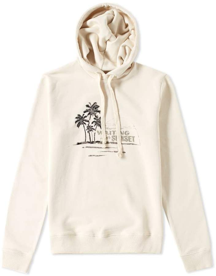 e37dbe90c35 Saint Laurent Embroidered Palm Tree Sunset Hoody in 2019 | Products ...