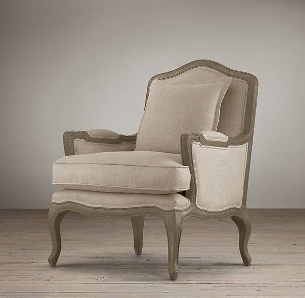 Restoration Hardware Marseilles Chair Swivel Desk | Chairs ☆ Douce Ambiance Pinterest Chaise ...