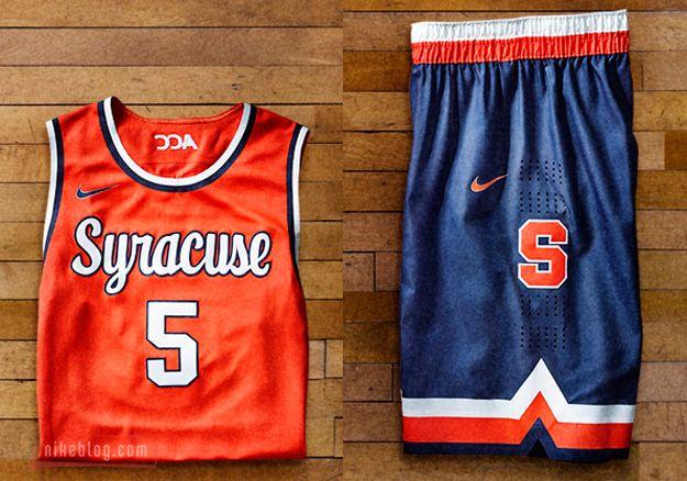 more photos efcf3 5d158 NCAA Hyper Elite Dominance Syracuse Uniform - I like the ...