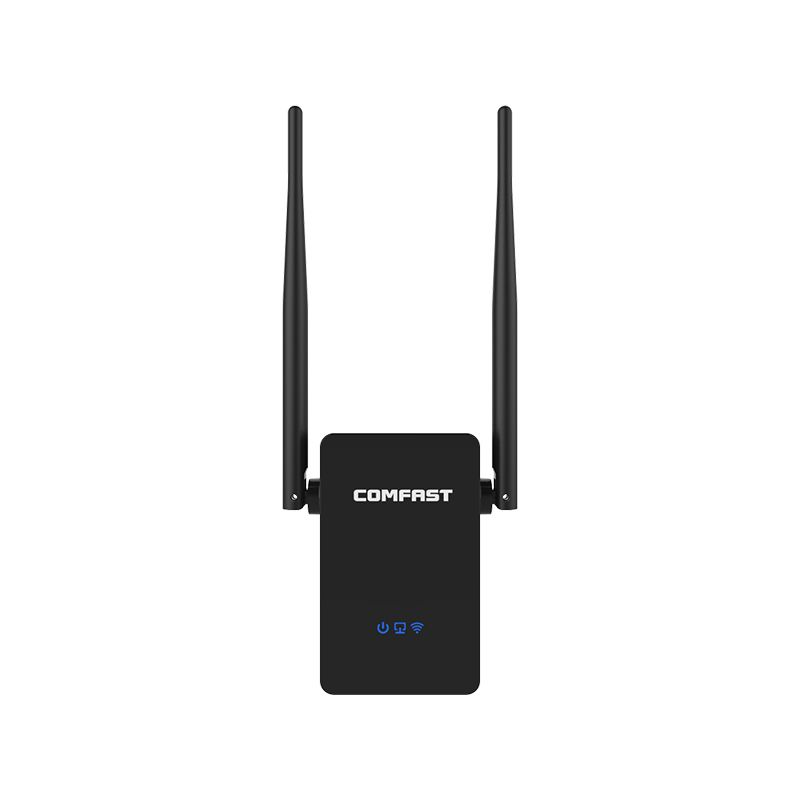 AC 750Mbps Wireless Router Dual band 802.11 WiFi Repeater Signal Booster 2.4G 5G