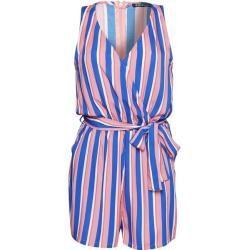 Photo of Chiemsee Jumpsuit in Wickeloptik, Größe S in Blue/Pink, Größe S in Blue/Pink…