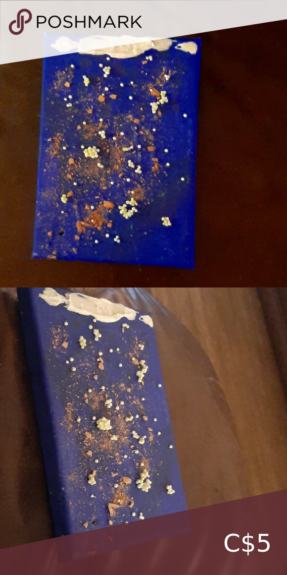 Galaxy canvas painting