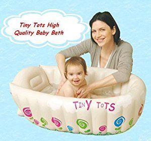 Magnificent Amazon Com Tiny Tots Baby Infant Travel Inflatable Bath Tub Creativecarmelina Interior Chair Design Creativecarmelinacom