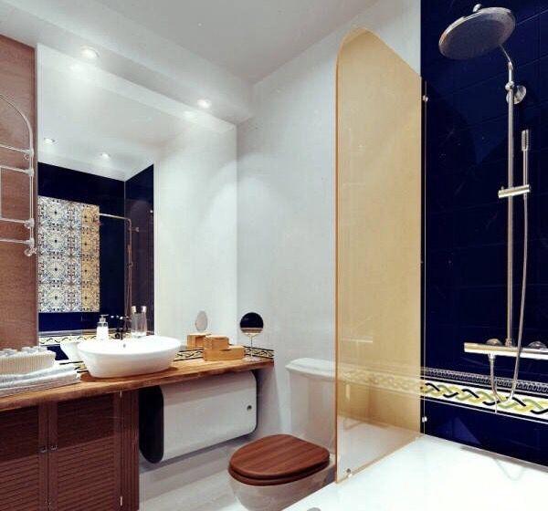 Spanish Style Bathrooms, Bathroom