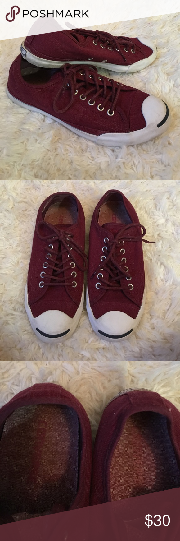 Maroon Jack Purcell Converse Maroon Jack Purcell converse Converse Shoes Sneakers