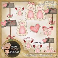 Valentine Bunnies '09 Collection