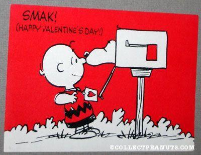 Peanuts Valentines Day Cards – Charlie Brown Valentine Cards