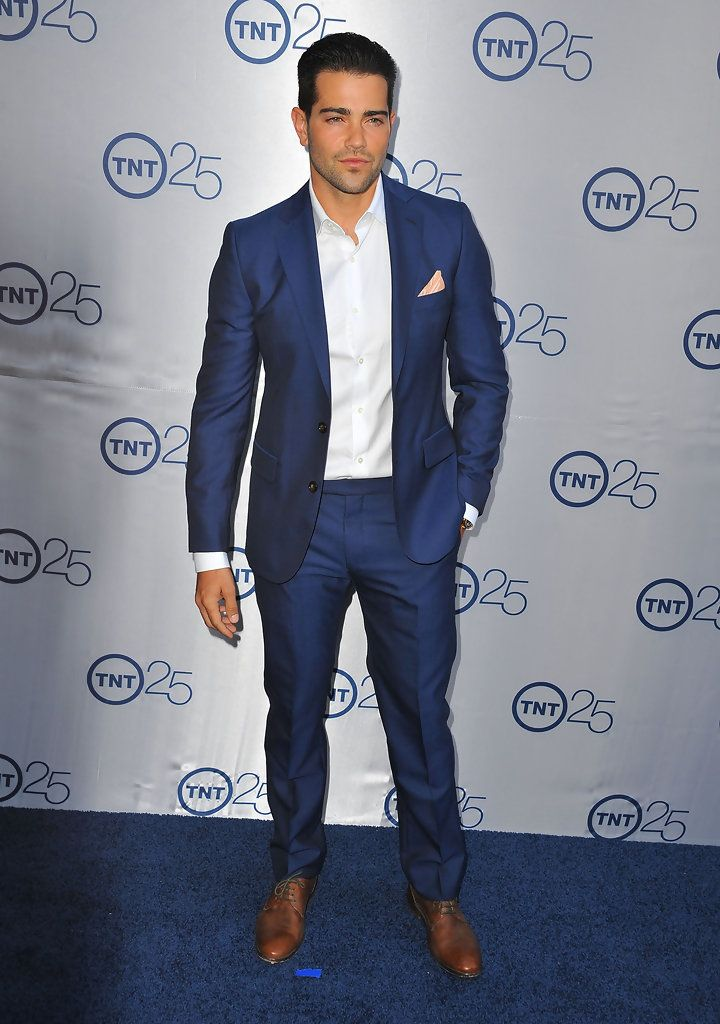 Jesse Metcalfe Men\u0027s Suit