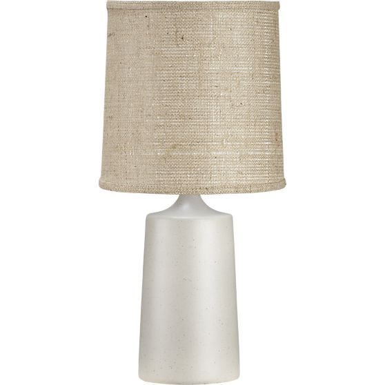 Ida table lamp in table desk lamps crate and barrel is 169