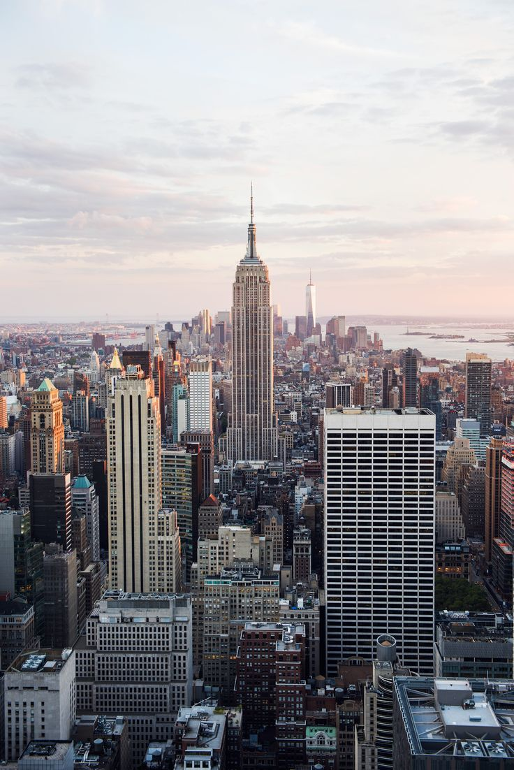 U.S. Tourism: New York is another city on the tour. Having users be able to see the size of these cities should create powerful, resonating feelings.