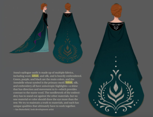 Photo of frozen 2 anna epilogue outfit  credit snow on… – tenshichan1013
