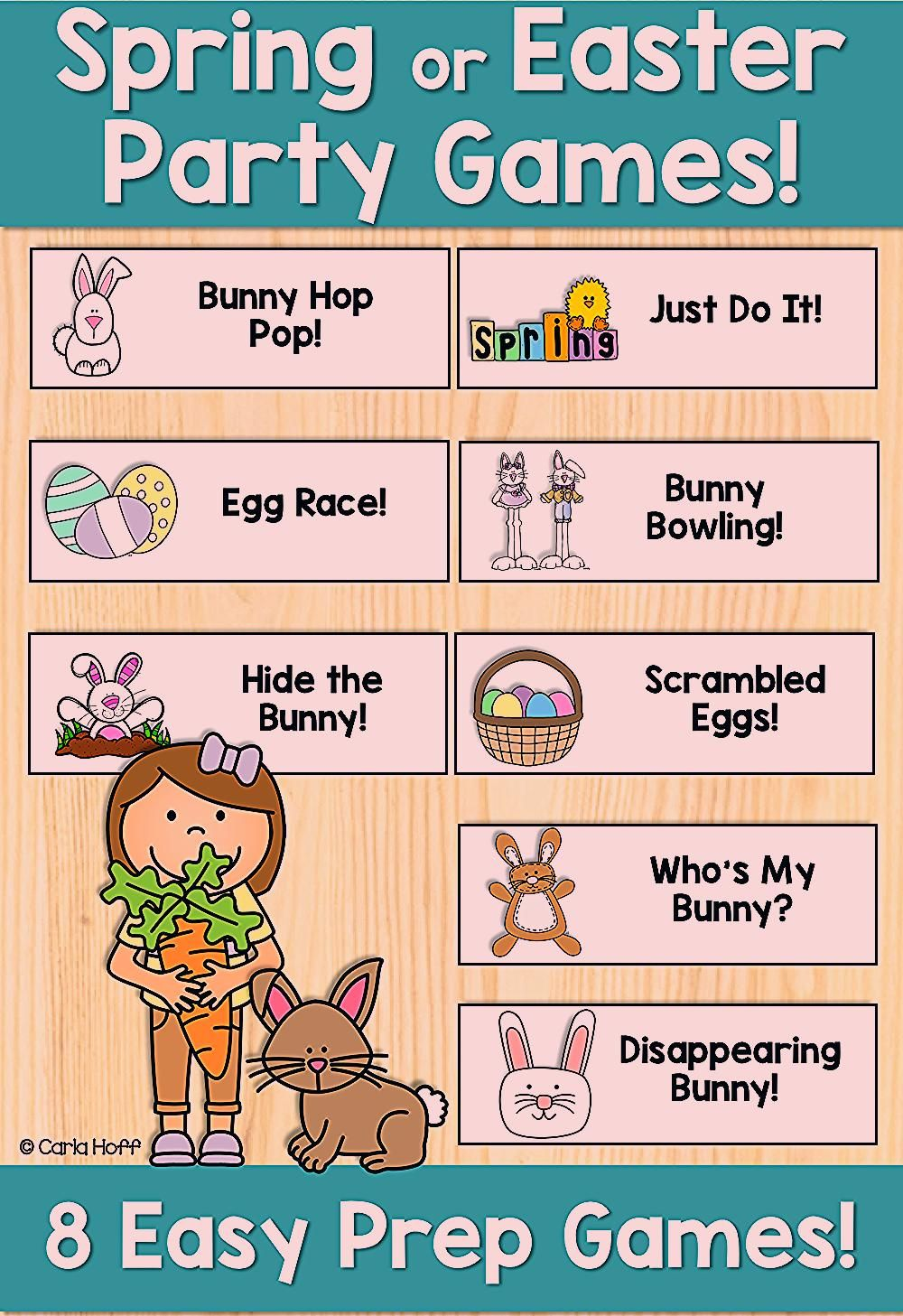 Photo of Easter Party Games