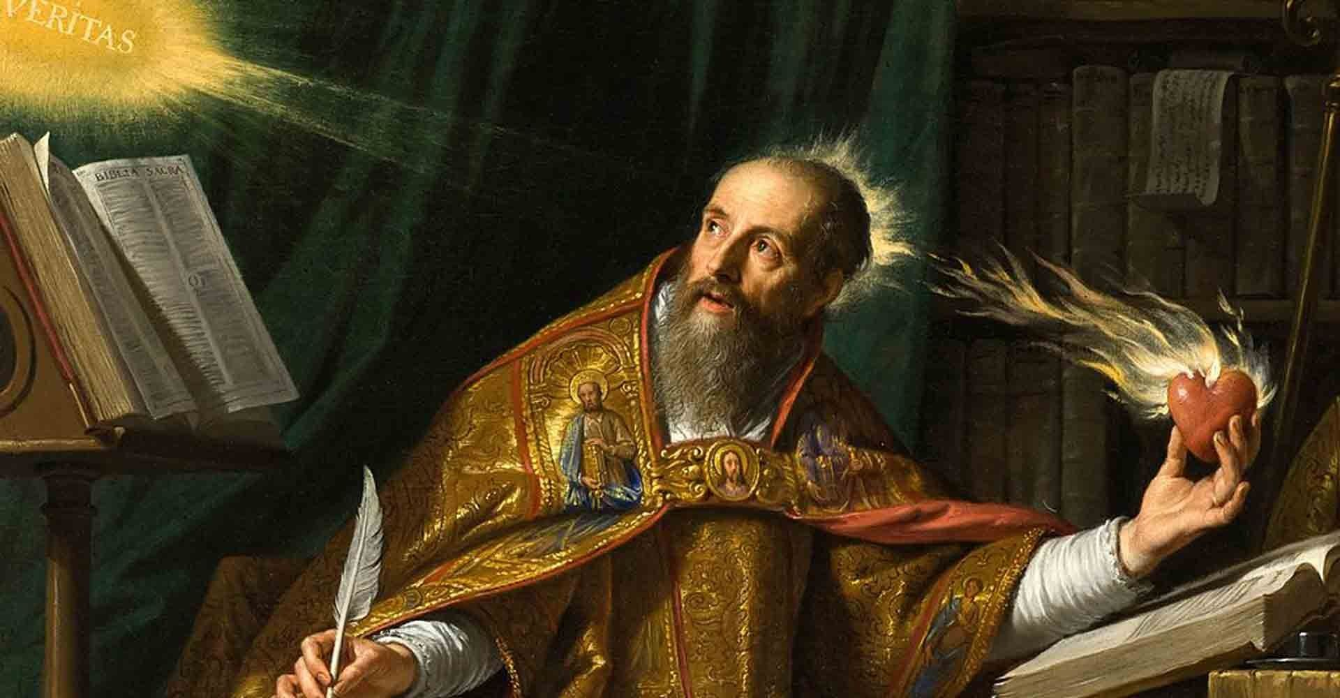 Click To Enroll In Class Augustine Of Hippo St Augustine Quotes Catholic