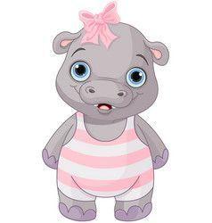 Cute baby hippo vector #babyhippo Cute baby hippo vector #babyhippo Cute baby hippo vector #babyhippo Cute baby hippo vector #babyhippo