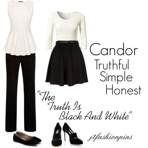 """""""Candor Outfit"""" by jtfashionpins on Polyvore 