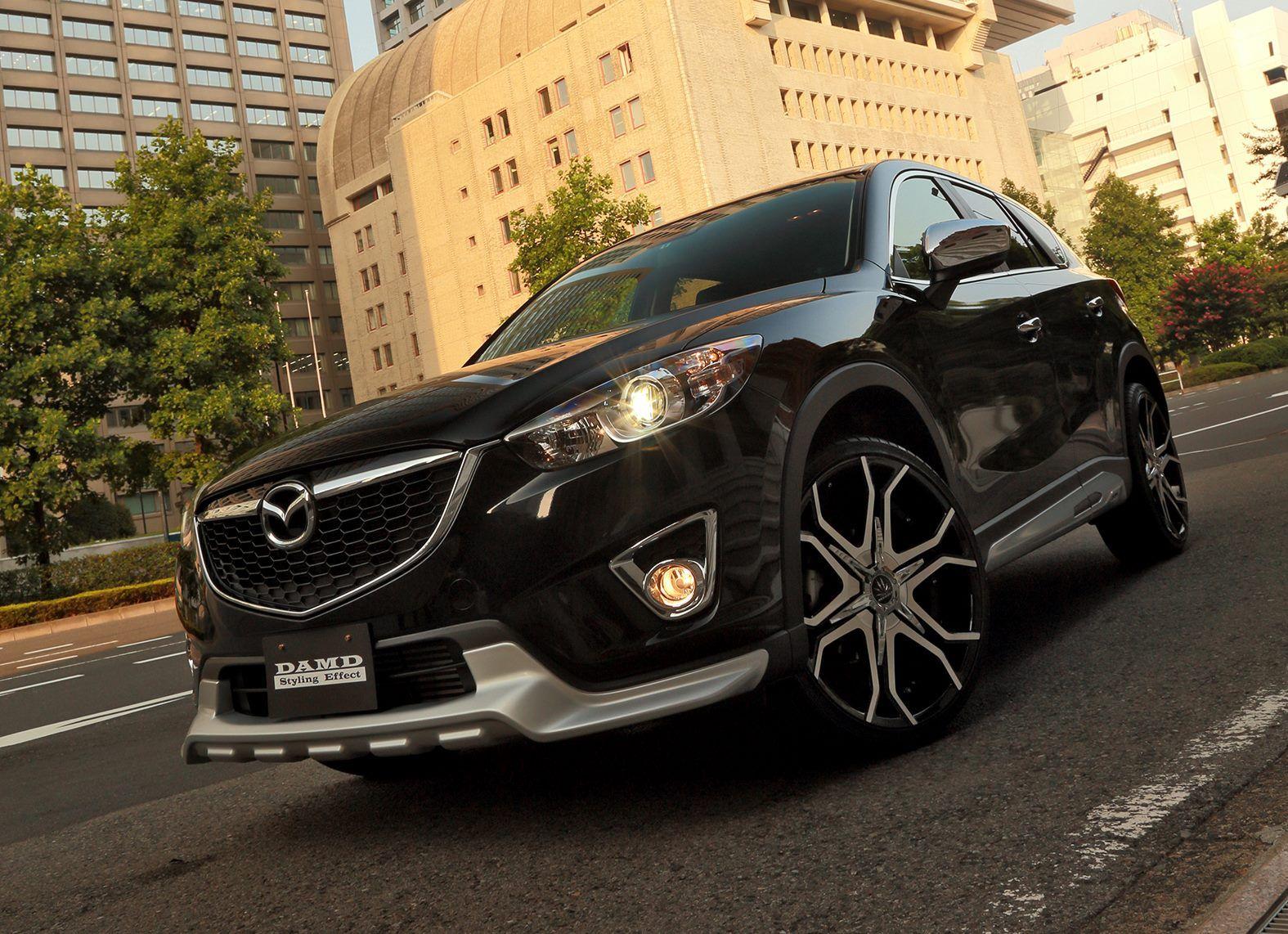 Mazda cx 5 by damd