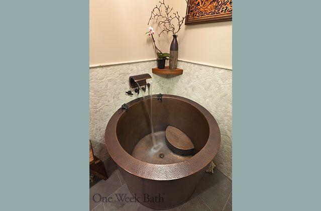 Bathroom design gallery remodeling photos bath also japanese bathtub master interior in rh pinterest