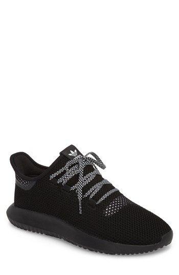 Tubular sombra CK sneaker, Core Negro / blanco Adidas, originales y